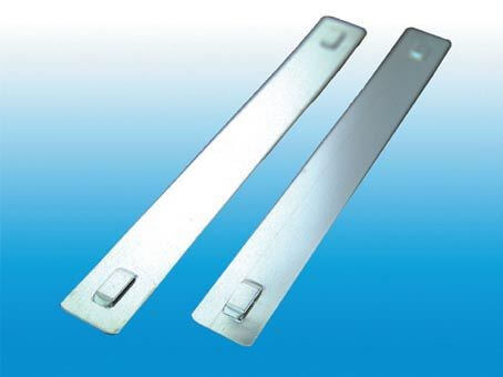 STAINLESS STEEL MARKER PLATE