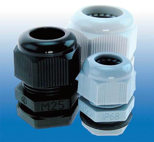 NYLON CABLE GLANDS-70 MM/PG